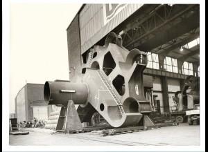 C3701/ Hamburg Hafen Werft Schiffsbau Foto 1975 23 x 17 cm