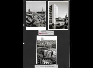 C3730/ 14 x Foto Hamburg Innenstadt ca.1965-70