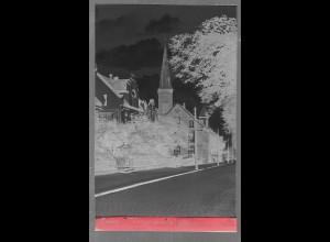 Neg5391/ Eutin Plönerstraße altes Negativ 40er Jahre