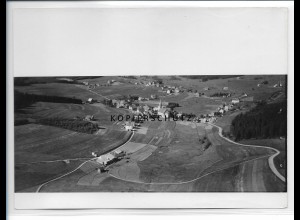 ZZ-4185/ Schönwald Foto seltenes Luftbild 1939 18 x 13 cm