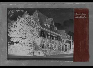 Neg5435/ Rendsburg Martinshaus altes Negative 40er Jahre