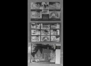 Neg5430/ 5 x Wienhausen alte Negative 50/60er Jahre