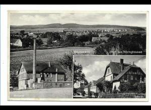V131-3544/ Höringhausen bei Waldeck Molkerei, Schulen AK