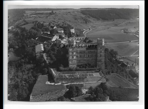 ZZ-0570/ Eichstätt seltenes Foto Luftbild 1936 18 x 13 cm