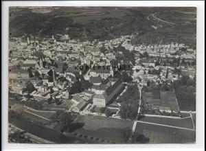 ZZ-0572/ Eichstätt seltenes Foto Luftbild ca.1938 18 x 13 cm