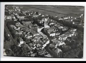 ZZ-0600/ Pfarrkirchen seltenes Foto Luftbild 1936 18 x 12 cm