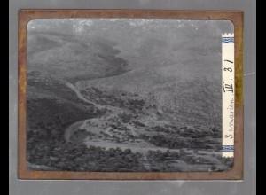 Y15531/ Altes Glasnegativ Samarien Samaria Westjordanland Israel