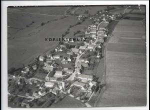 ZZ-1534/ Niederleierndorf Langquaid Foto seltenes Luftbild 1938 18 x 13 cm