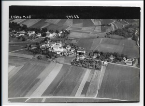 ZZ-1533/ Steinberg b. Marklhofen Foto seltenes Luftbild 1938 18 x 13 cm
