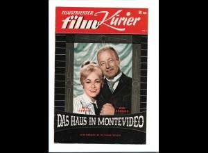 C3764/ Ill. Film-Kurier Filmprogramm Das Haus in Montevideo - Heinz Rühmann