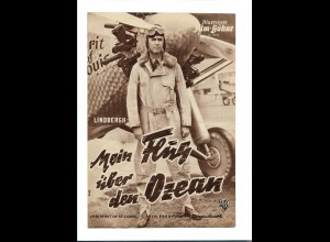C3750/ IFB 3729 Filmprogramm Lindbergh: Mein Flug über den Ocean - James Stewart