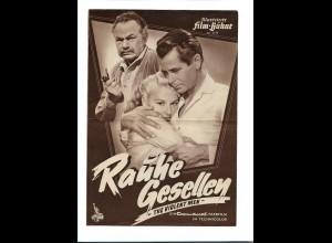 "C3748/ IFB 2719 Filmprogramm ""Rauhe Gesellen"" The Violent Men Glenn Ford,"