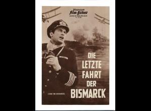 C3744/ IFB 05188 Filmprogramm Die letzte Fahrt der Bismarck - Sink the Bismarck