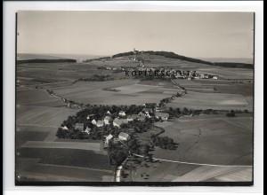 ZZ-5494/ Dentingen b. Uttenweiler seltenes Foto Luftbild 18 x 13 cm