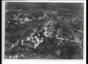 ZZ-0627/ Tettnang seltenes Foto Luftbild 1937 18x13 cm