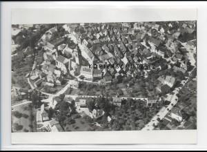 ZZ-0608/ Haslach Schwarzwald seltenes Foto Luftbild 1935 18 x 13 cm