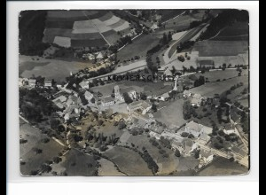 ZZ-0604/ Mühlenbach b. Wolfach seltenes Foto Luftbild 1937 18 x 13 cm