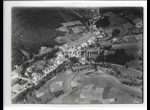 ZZ-0603/ Peterstal Griebach seltenes Foto Luftbild 1937 18 x 13 cm