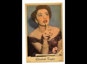Y16457/ Schauspielerin Elizabeth Taylor schöne AK ca.1960