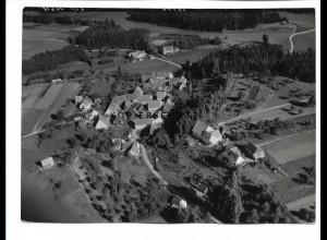 ZZ-0693/ Zandt seltenes Foto Luftbild 1939 18 x 13 cm