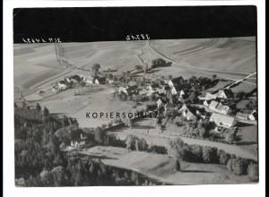 ZZ-0683/ Greiselbach Wildburgstetten seltenes Foto Luftbild 1939 18 x 13 cm