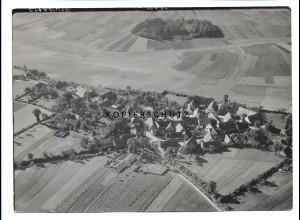 ZZ-0678/ Dambach seltenes Foto Luftbild 1939 18 x 13 cm