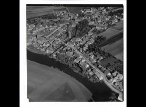 ZZ-5147/ Ornbau Foto seltenes Luftbild 13 x 13 cm ca.1938