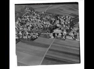 ZZ-5146/ Ornbau Foto seltenes Luftbild 13,5 x 13 cm ca.1938