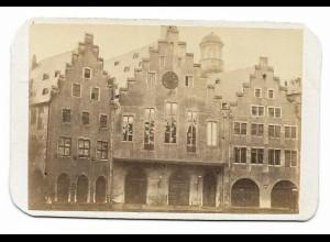 S2130/ CDV Foto Frankfurt M. Römer ca.1860