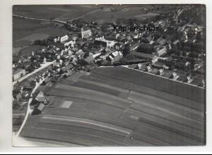 ZZ-0025/ Frontenhausen Foto Strähle Luftbild 1938 18 x 13 cm