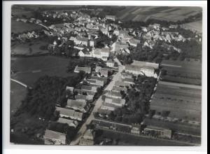 ZZ-4006/ Brenz bei Heidenheim Foto seltenes Luftbild 1937 18 x 13 cm