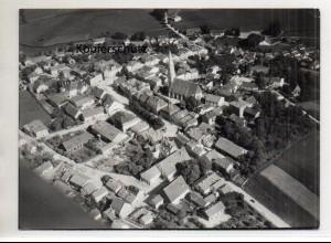ZZ-0024/ Velden Foto Strähle Luftbild 1938 18 x 13 cm