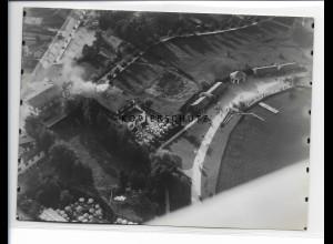 ZZ-0784/ Bad Wiessee Foto seltenes Luftbild ca.1938 18 x 13 cm