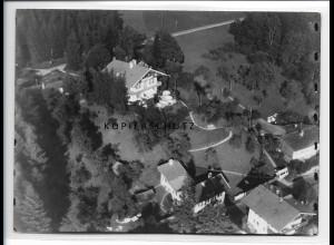 ZZ-0776/ Tegernsee Foto seltenes Luftbild 1937 18 x 13 cm