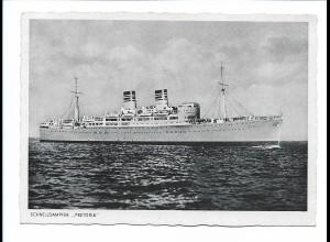 V186/ Dampfer Pretoria AK ca.1938