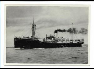 V206/ Postdampfer Hamburg-Süd ca.1935