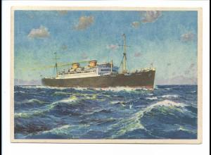 V220/ Dampfer HAPAG St. Louis Hamburg-Amerika-Linie AK ca.1935