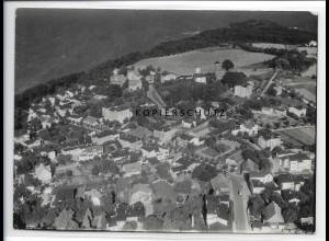 ZZ-0833/ Göhren Rügen Foto seltenes Luftbild 1939 18 x 13 cm