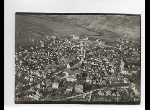 ZZ-0044/ Bad Mergentheim Foto Strähle Luftbild ca.1938 18 x 13 cm
