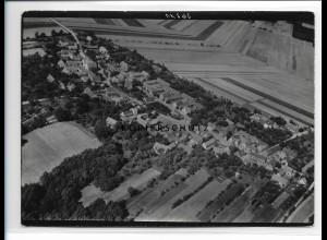 ZZ-0852/ Grießen Jänschwalde Foto seltenes Luftbild 1939 18 x 13 cm