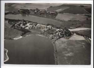 ZZ-5496/ Immendingen seltenes Foto Luftbild 18 x 13 cm