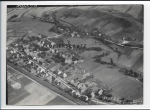 ZZ-0882/ Hameln Rohrsen Foto seltenes Luftbild 1939 18 x 13 cm