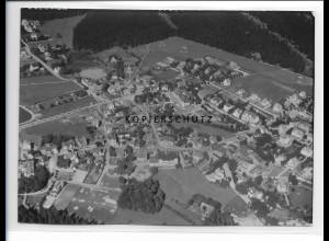 ZZ-0883/ Hahnenklee Harz Foto seltenes Luftbild 1939 18 x 13 cm