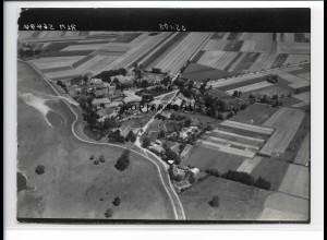 ZZ-0887/ Neu-Garge Amt Neuhaus Foto seltenes Luftbild 1938 18 x 13 cm