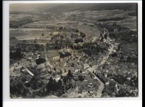 ZZ-0960/ Beerfelden Foto seltenes Luftbild 1937 18 x 13 cm