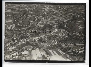 ZZ-5264/ Malterdingen b. Emmendingen Foto seltenes Luftbild 18 x 13 cm ca.1935