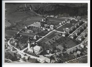 ZZ-0956/ Kollnau bei Waldkirch Foto seltenes Luftbild 1937 18 x 13 cm
