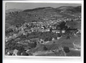 ZZ-0914/ Achkarren Foto seltenes Luftbild 1936 18 x 13 cm
