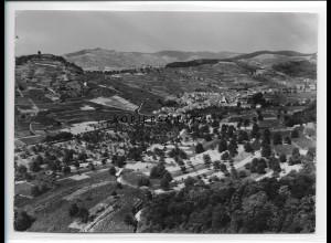 ZZ-0916/ Achkarren am Kaiserstuhl Foto seltenes Luftbild 1936 18 x 13 cm