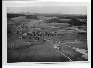 ZZ-0919/ Giersbach Herrischwand Foto seltenes Luftbild ca.1935 18 x 13 cm